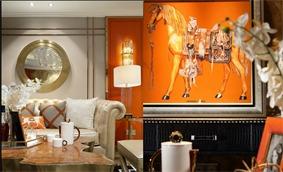 新古典客厅其它实景图