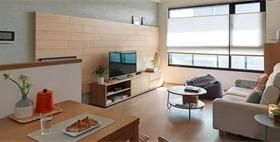 80平的日式小三房,紧凑但却不拥挤