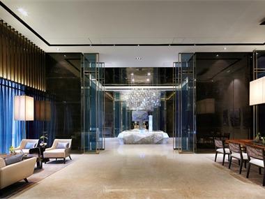 金地国际公寓售楼中心
