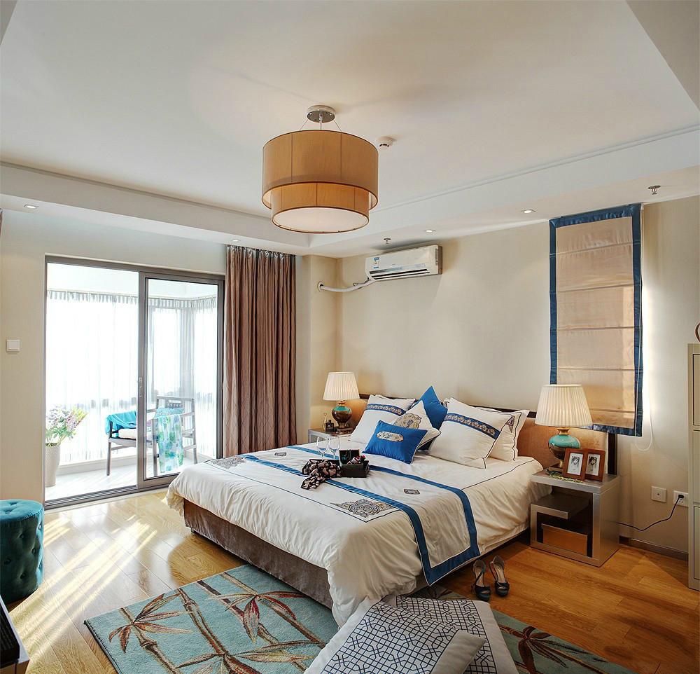光大花園榕岸142平米三居室裝修效果圖_徐淑欣設計