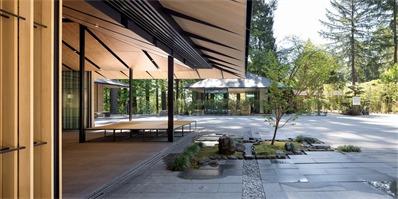 隈研吾新作|日本之外最美的日式禅意花园
