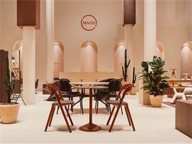 斯德哥尔摩家具展厅:Magis与Note的首次合作
