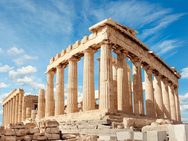 定义西方社会文明发展的10种建筑风格