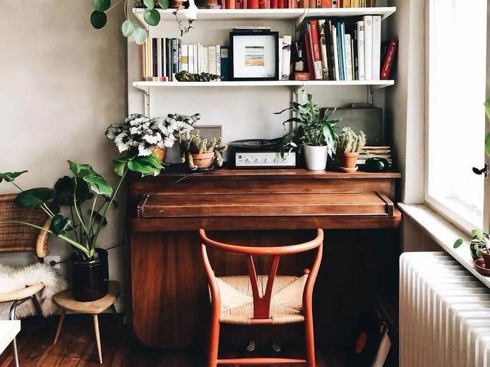 小户型不只定制家具一条路:来自国外的几条灵感