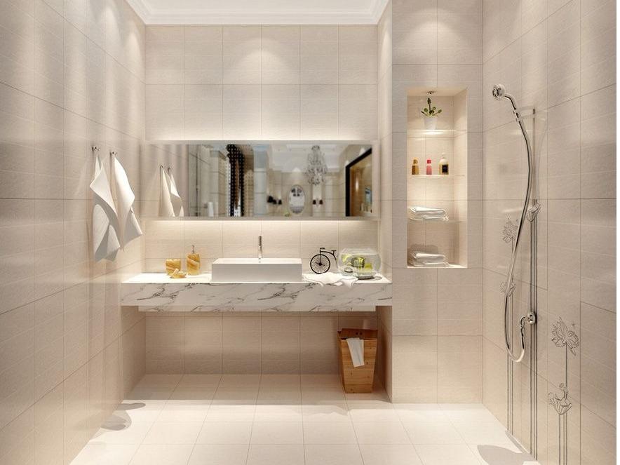 小卫生间怎么装修 如何让小卫生间看起来更大