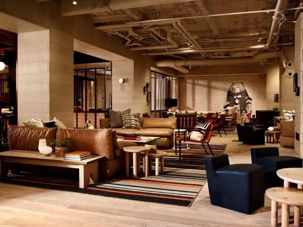 这个经济型酒店用上了雅布设计的家具, 秒变精品酒店!