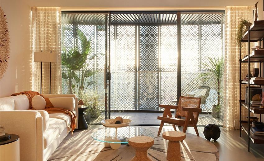 伦敦Gasholders公寓样板间及公共区域设计,奢华英式现代公寓