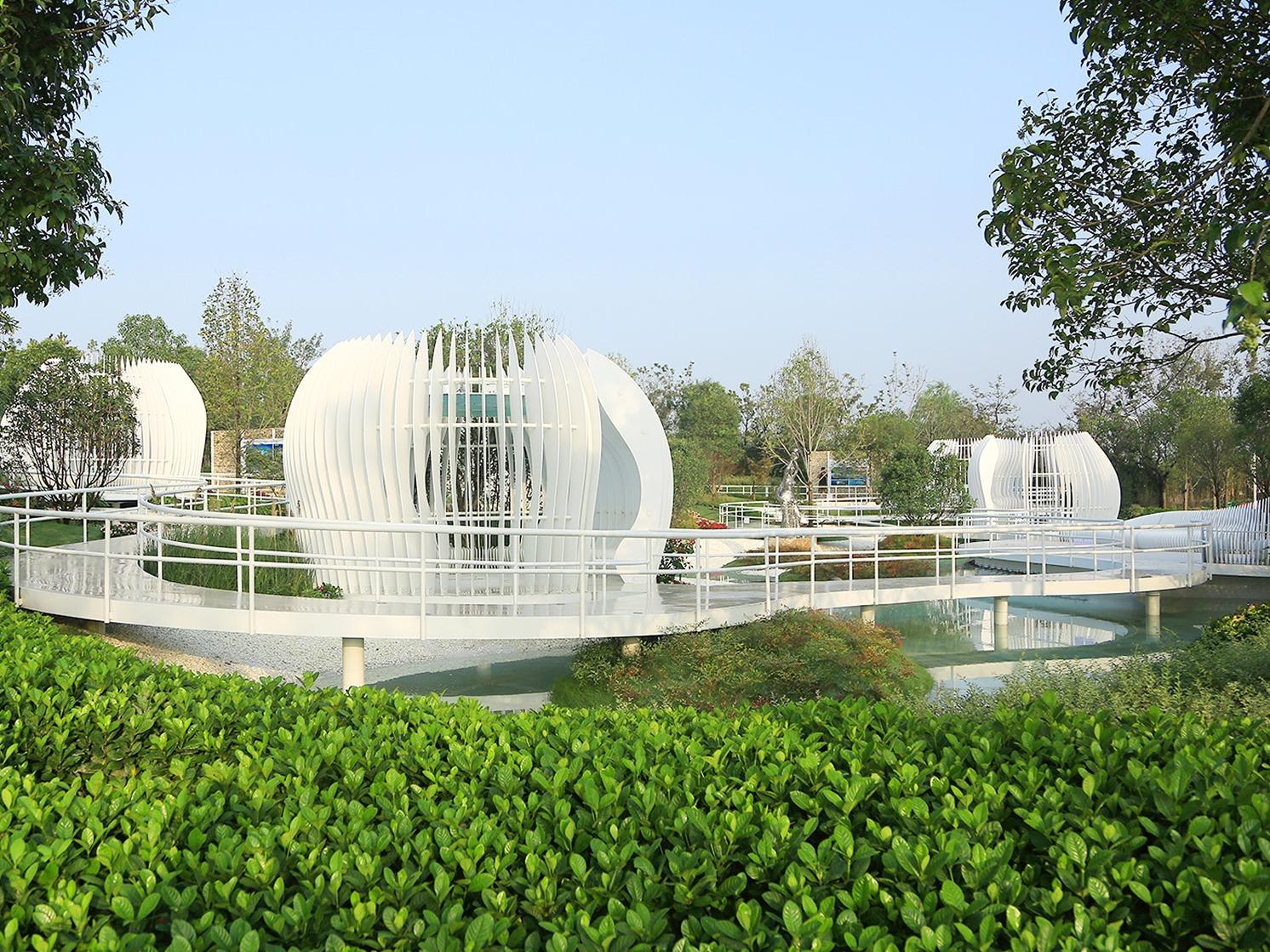 第十一届中国(郑州)国际园林博览会 – 珠海园