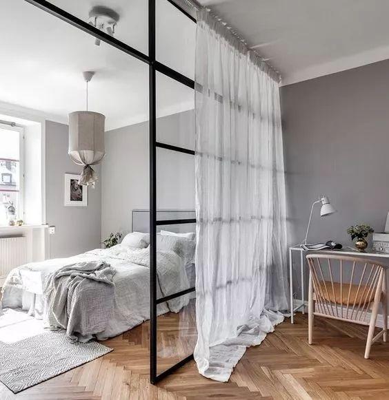 35 Modern Interior Design Ideas Incorporating Columns Into: 让设计更有价值