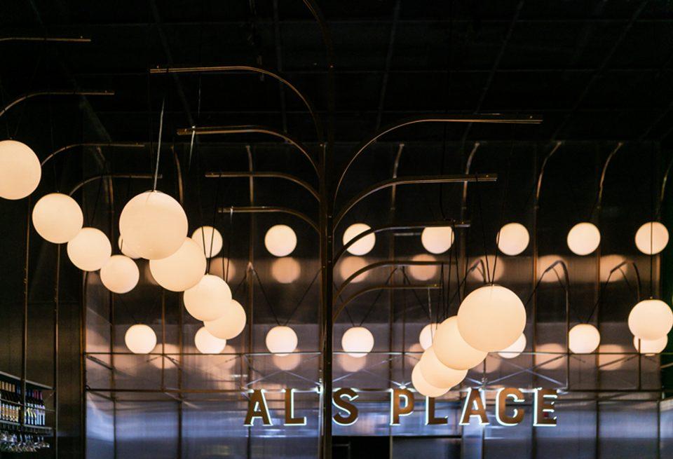 上海AL's Place,漂浮餐厅├┡(^╣║ˊ˙╯○
