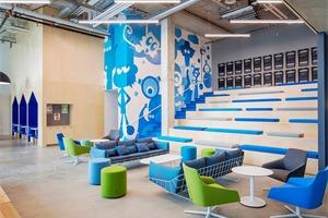 温哥华DHX媒体大厦,打造动画天堂