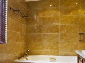 卫生间地砖装修效果图,对地砖的质量和安装要求高~
